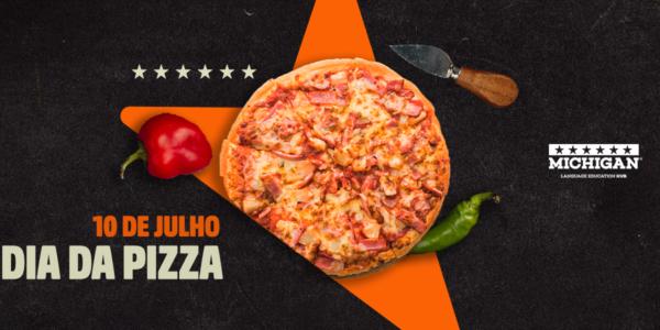 Dia da Pizza – Tradições, vocabulário e inspirações.